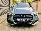 Audi A3 2017 Car