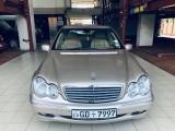 Mercedes Benz C240 2000 Car