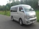 Toyota KDH211 2010 Van
