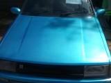 Toyota Ae80 1986 Car