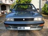 Toyota Corolla EE90 1991 Car