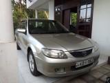 Mazda 323 2003 Car