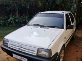 Nissan March E-K10 IZ 1989 Car
