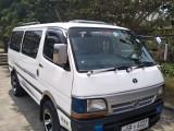 Toyota Dolphin LH 113 1993 Van