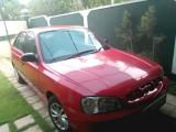 Hyundai Accent 2000 Car