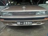 Toyota Sprinter 1988 Car