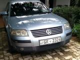 Volkswagen Passat 2002 Car