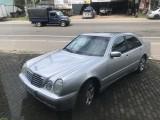 Mercedes Benz E200 2001 Car