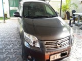 Toyota NZE 141 axio 2010 Car