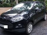 Ford ecosport 2015 Jeep