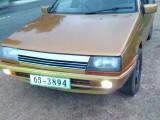 Mitsubishi lancer 1985 Car