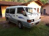Mitsubishi Po5 1989 Van