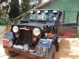 Mitsubishi 4DR5 J44 1978 Jeep