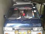 Mitsubishi po 5 1988 Van