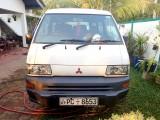 Mitsubishi L300 PO15 - Delica 2011 Van