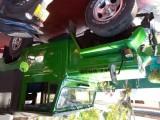 Mitsubishi J24 original diesel jeep 1977 Jeep