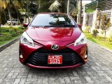 Toyota Vitz Jewela Push Multi 2018 Car