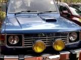 Mitsubishi Pajero (Turbo Wegon) 1989 Jeep
