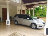 Honda Fit shuttle gp2 2012 Car