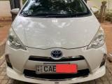 Toyota aqua s limited 2013 Car