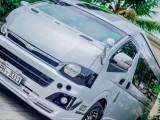 Toyota KDH Highroof 2012 Van