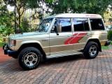Mitsubishi Pajero 1991 Jeep