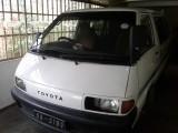 Toyota townace 1989 Van