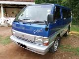 Toyota Shell 1989 Van