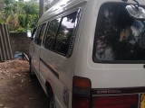 Toyota dolpin123 1993 Van
