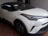 Toyota CHR GT 10 black top 2019 Car
