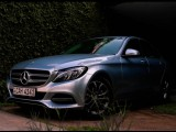 Mercedes Benz C180 W205 2014 Car