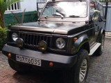 Suzuki Gypsy 1991 Jeep