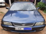 Nissan EX Saloon FB15 1999 Car