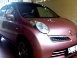 Nissan March 2007 Car - For Sale