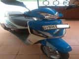 Mahindra Gusto 2017 Motorcycle