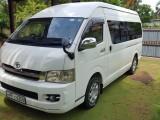 Toyota KDH 220 2006 Van