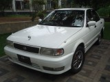 Nissan FB13 Doctor Sunny Super saloon 1992 Car