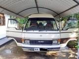 Toyota Hiace Shell LH70B 1983 Van