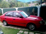 Hyundai Accent 2000 Car