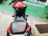 Honda Hornet ch115 2012 Motorcycle