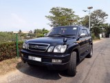 Toyota Land cruiser cygnus V8 2000 Jeep