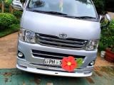 Toyota KDH 2013 Van