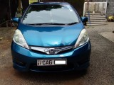 Honda FIT SHUTTLE 2012 Car