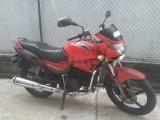 Hero Glamour 125 2008 Motorcycle