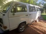 Volkswagen Transportar 1985 Van