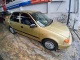 Suzuki Swift 1998 1998 Car