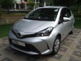 Toyota Vitz Safety 2016 Car