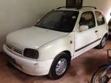 Nissan MARCH K-11 1994 Car