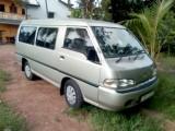 Hyundai H 100 2001 Van