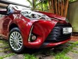 Toyota Vitz Safety  3 Six Speaker 2019 2019 Car
